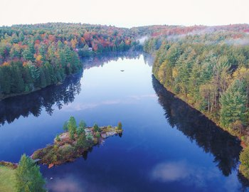 drone blanchard pond western straight