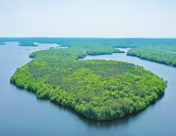 salmon river reservoir summer edit